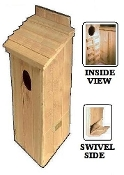 Wood Duck House - 2