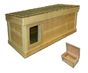 LARGE Outdoor Cat House